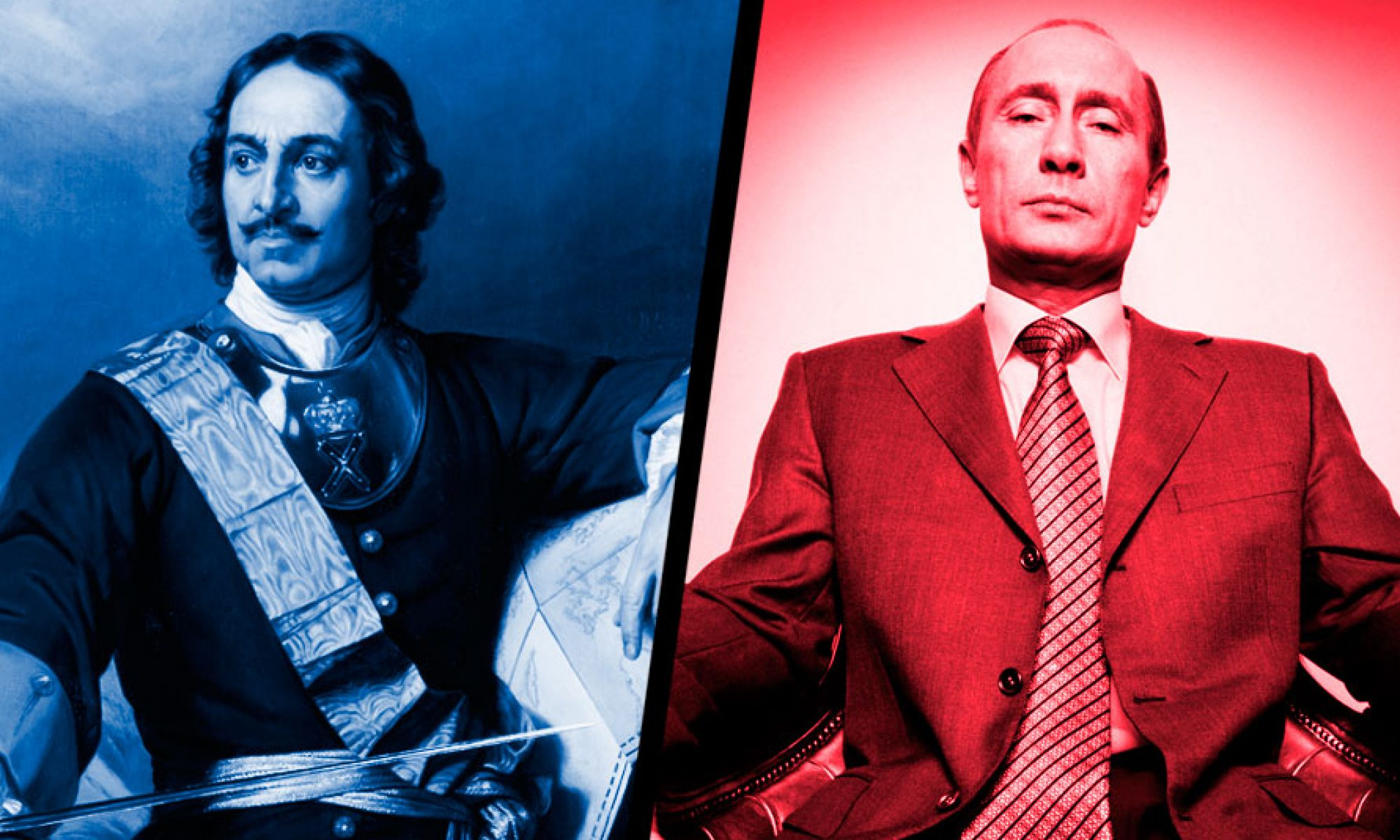 Russian Revolution(s) from Peter to Putin (HIS315 S20)